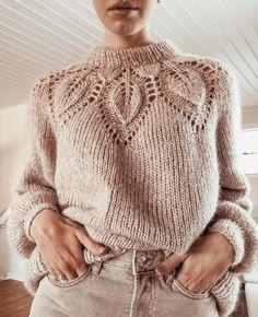 Lace Knitting Patterns, Knitting Stitches, Knit Fashion, Sweater Weather, Knit Cardigan, Autumn Winter Fashion, Knitwear, Knit Crochet, Sweaters