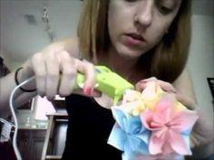 Origamiban a vázakészítés mellett ez a másik kedvenc technikám!   Nagyon sok változata létezik! Majd igyekszem mind bemutatni nektek!  ...