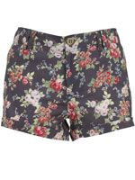 VINTAGE ROSE SHORTS  £25.00 from Accessorize
