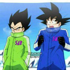 yaoi and love ⚠⚠⚠⚠⚠ boy×boy ⚠⚠⚠⚠⚠ vegeta×goku 💗💗💗💗💗 vegetaxkakaroto 💖💖💖💖💖💖 Dbz, Vegeta And Bulma, Dragon Ball Z, Anime Couples Manga, Cute Anime Couples, Anime Girls, Shadow Art, Manga Illustration, Cartoon Shows