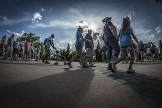 Streets of Epcot