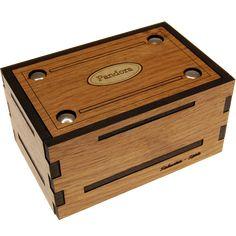 Pandora's Box, a Siebenstein puzzle.
