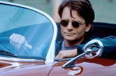 "Michael J. Fox in ""Doc Hollywood"""