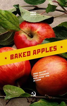 Apples baked | Soviet Cooking | Almost Forgotten Recipes