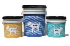 Rebel pet food packaging by Heather Raines, via Behance