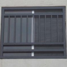 Imagen de rejas modernas para ventanas para casas                                                                                                                                                                                 Más