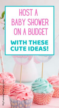 Cheap baby shower ideas for girls and boys. Host a baby shower on a budget. Inexpensive baby shower ideas for food, games, decorations. Cheap baby shower favors. Baby Shower Ideas On A Budget, Cheap Baby Shower Decorations, Cheap Baby Shower Favors, Baby Shower Gifts For Guests, Baby Shower Prizes, Simple Baby Shower, Baby Boy Shower, Ab Blast, Shower Appetizers