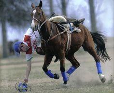 El pato - Deporte nacional de Argentina