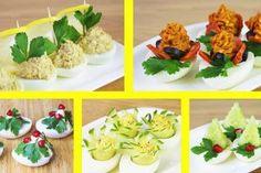 5 aperitive ușor de pregătit pentru mesele festive! - Retete-Usoare.eu Grains, Rice, Food, Meals, Friends, Essen, Seeds, Yemek, Laughter
