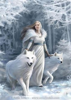 Winter Guardians - Anne Stokes