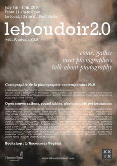 'La plume plongea la tête' book will be at Leboudoir2.0 during Les Rencontres d'Arles