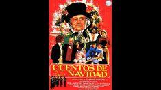 Un Cuento De Navidad [A Christmas Carol] (Película Completa En Español/L... Ebenezer Scrooge, Books, Movies, Movie Posters, Art, A Christmas Story, Ghosts, Short Stories, Art Background