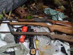 Três pessoas foram presos durante uma operação que combate a caça e a pesca ilegal de animais silvestres, além da extração ilegal de castanha do Pará, na Reserva Indígena Mãe Maria, em Marabá no sud ...