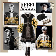 """""""Lee Sungmin - #MAMACITA"""" by lantis on Polyvore which is me ;)"""