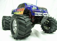 Monster Truck....I need to drive this!