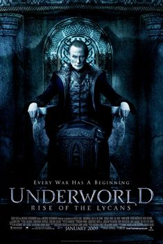Underworld: Rise of the Lycans (2009) - MovieMeter.nl