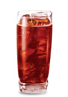 Canadian Cherry Cola (1 Part Pucker Cherry Schnapps 1 1/2 Parts Canadian Club Whisky 2 Parts Cola)