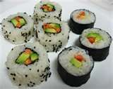 first time i ate it, i like it, wanna try to make sushi :)