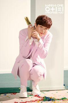 Wanna One/Kim Jaehwan Produce 101, Kim Yongguk, Jaehwan Wanna One, Bae, Lee Daehwi, Ong Seongwoo, Kim Jaehwan, I Promise You, Ha Sungwoon