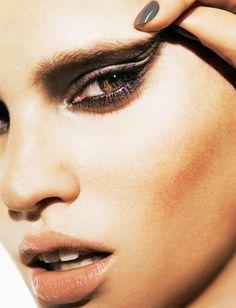 Lara Stone by Nico for Madame Figaro