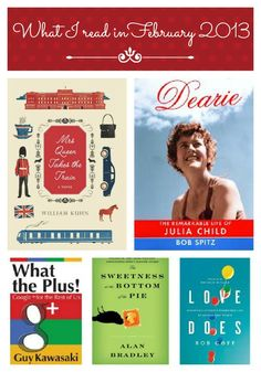 February 2013 Recommended Reads @yourhomebasedmom.com