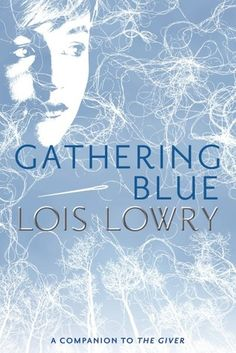 Gathering Blue by Lois Lowry, 2000 (The Giver Quartet, #2) -  Lois Lowry once again creates a mysterious but plausible future world. It is a society ruled by savagery and deceit that shuns and discards the weak. Left orphaned and physically flawed, young Kira faces a frightening, uncertain future. Blessed with an almost magical talent that keeps her alive, she struggles with ever broadening responsibilities in her quest for truth, discovering things that will change her life forever.