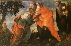 Tintoretto - Visitation