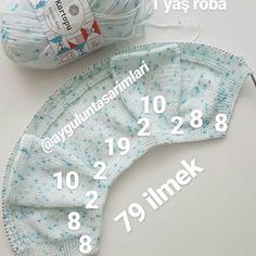 Best 12 No photo description available. – Page 575264552402082021 – SkillOfKing. Baby Knitting Patterns, Baby Sweater Knitting Pattern, Baby Clothes Patterns, Knitting Designs, Dress Patterns, Crochet Baby Jacket, Crochet Baby Booties, Baby Pullover, Baby Cardigan