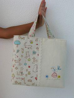 ♥ snack bag the little bird | Flickr - Photo Sharing!