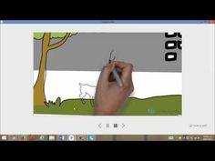 Crear presentaciones creativas y profesionales en video con Sparkol VideoScribe…