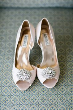 wedding shoes idea; photo: Mibelle Photographers