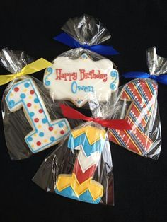 Circus birthday how neat!! And it's for Owen's birthday!!