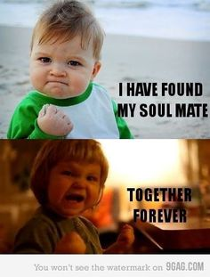 Together Forever. Hahaha