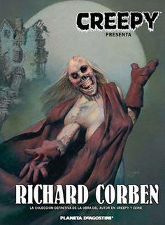 Creepy Presenta: Richard Corben | ACDCómic, Asociación de Críticos y Divulgadores de Cómic de España