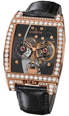 Corum Golden Tourbillon Panoramique  (Style No: 382.871.85/0F01 0000) from SwissLuxury.Com