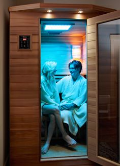 Ease a variety of maladies and defeat seasonal depression once and for all, with infared light therapy! Elements Spa's Infared Sauna will leave you feeling slimmer and brighter! 5elements4u.com #ElementsSpa #Infared #Light #LightTherapy #InfaredSauna #Sauna #Health #Wellness #Spa #SpaSauna #SaunaTreatment #SpaDay #Beauty