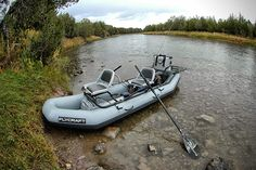 Inflatable Kayak Rivers Flycraft is Versatile Inflatable Fishing Boat for Personal Use Used Fishing Boats, Ocean Fishing Boats, Sea Fishing, Saltwater Fishing, Kayak Fishing, Fishing Tackle, Fishing Knots, Fishing Charters, Surf