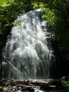 Crabtree Falls, Spruce Pine, NC