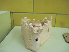 10 Best Clay Castles Images In 2014 Ceramics Projects