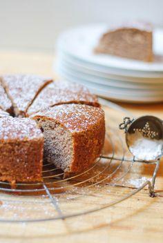 Gâteau ardéchois (à la crème de marrons)