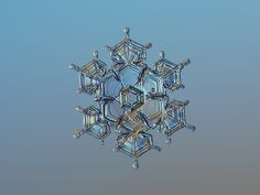 Snowflake macro: flying castle | Flickr - Photo Sharing!