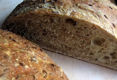 Rye Bread Recipe_you'll think you've died and gone to a jewish deli in NYC  @Maralee here's the bread recipe we need :-)