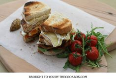 Monster Breakie Sandwich for Your Fella Recipe Box, Sandwiches, Cooking, Kitchen, Recipes, Food, Cuisine, Cuisine, Kochen