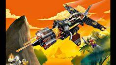 Лего Ниндзяго.Скоростной Истребитель Коула.Игрушки для Мальчиков.Ниндзя ...