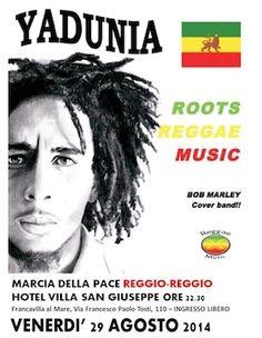 La Marcia per la Pace fa tappa a Chieti #yadunia #peace #reggae #roots #music