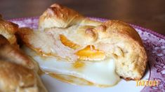3-ingredient baked brie pastry is fancy as heck