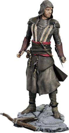 Ubisoft - Assassin's Creed movie: Aguilar - Gray, UBW50ACM01600