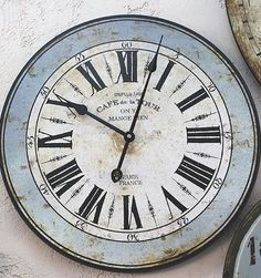 I want such a clock in my kitchen