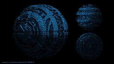 60億年前の月(ZB & AEにて制作) The moon, 6 billion years ago by ZBrush and After Effects Tonight is Chushu-no-meigetsu, Japanese' traditional day for enjoying the full moon. I enjoy it on my own way - creating some CG images with dreaming a story: 6 billion years ago, the moon was an enormous terrafoming machine designed by a super intelligent species to make a primitive planet into the Earth. After terraforming, they create human and other life forms with their biotechnology and have them live the…