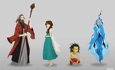 The Tempest Cast by paper-hero.deviantart.com on @deviantART